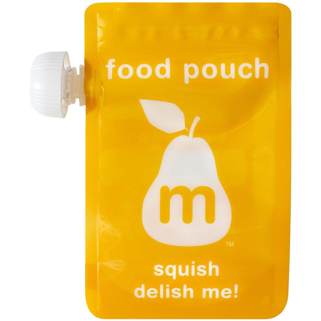 Squish Delish Tooth : Food Pouch ? Squish Delish ? Pack of 5 KidzBizOnline