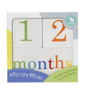 Milestone Blocks / Pregnancy Stickers / Journals / Keepsakes