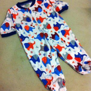 BabyGro Just Hatched Sleepsuit Boy//Girl//Unisex
